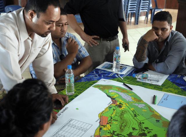 The Kingdom of Tonga post-tsunami reconstruction project
