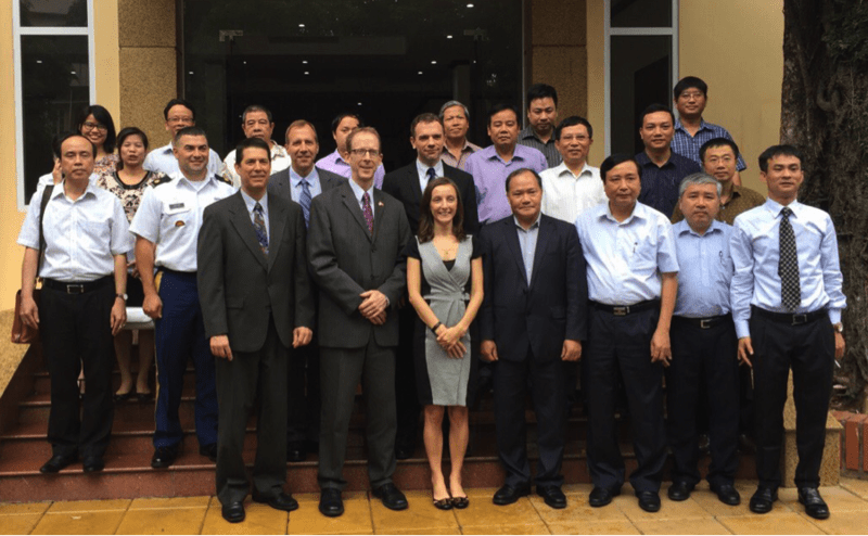 Vietnam completes technical implementation for flood and early warning Phase 2 project