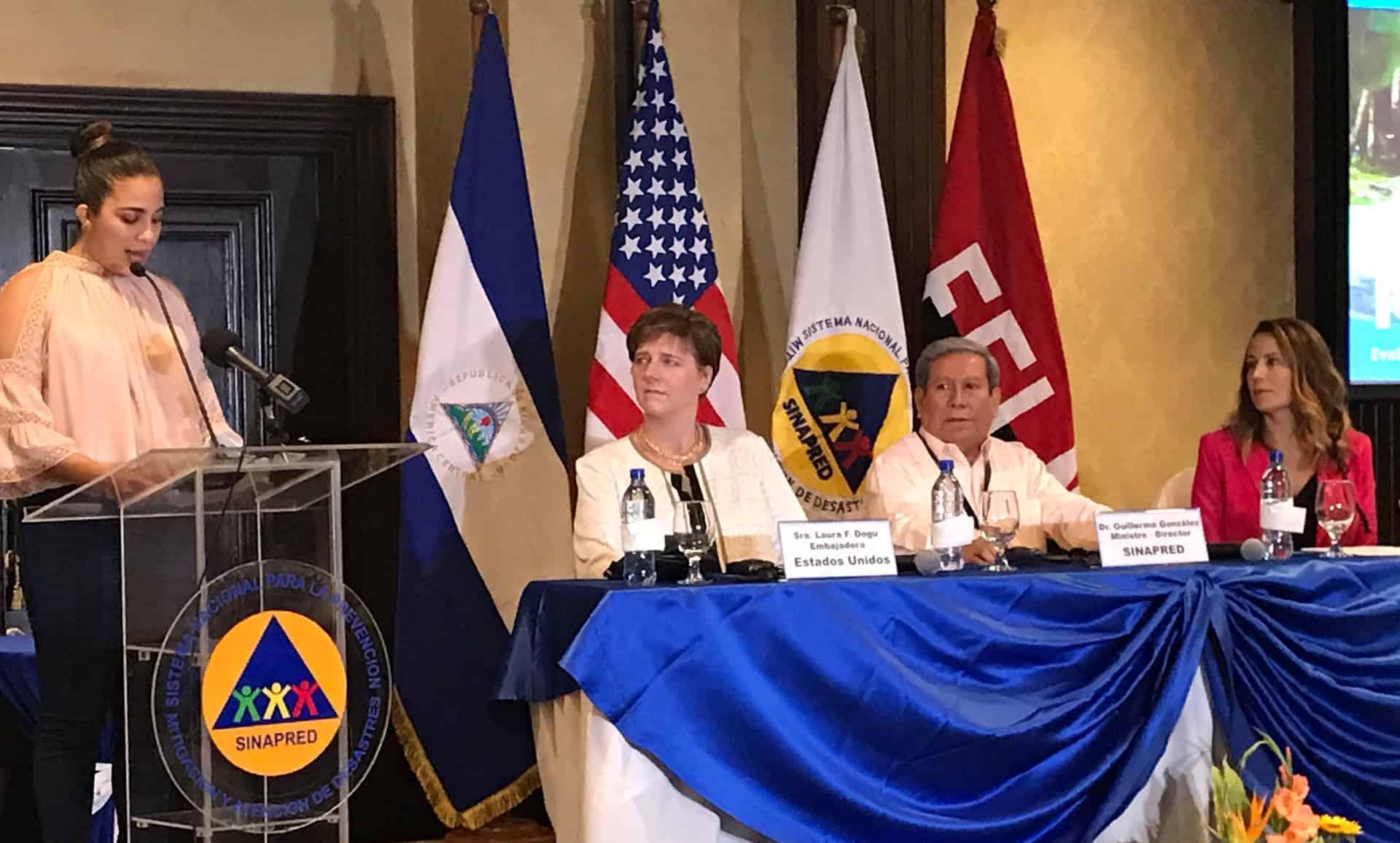 Nicaragua NDPBA Ambassador 2017