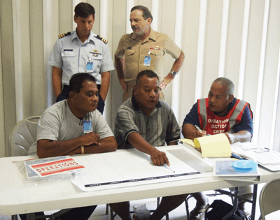 NOAA Sea Grant Coastal Storms Program funds PDC Project in the Federated States of Micronesia