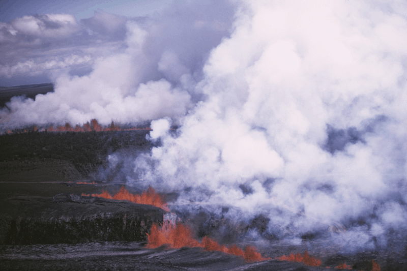 Modeling Volcanic Gases