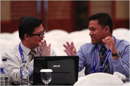 PDC presents DisasterAWARE® at APEC workshop