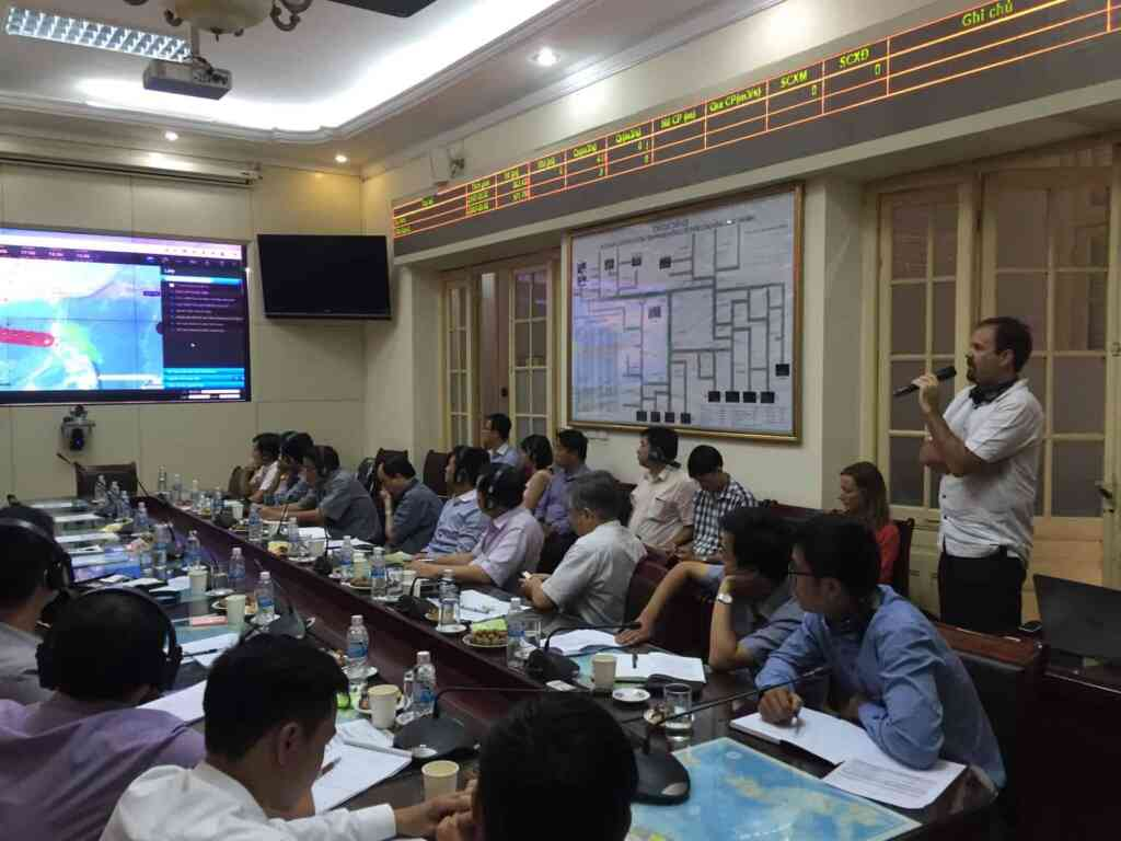 PDC develops Vietnam decision support system prototype