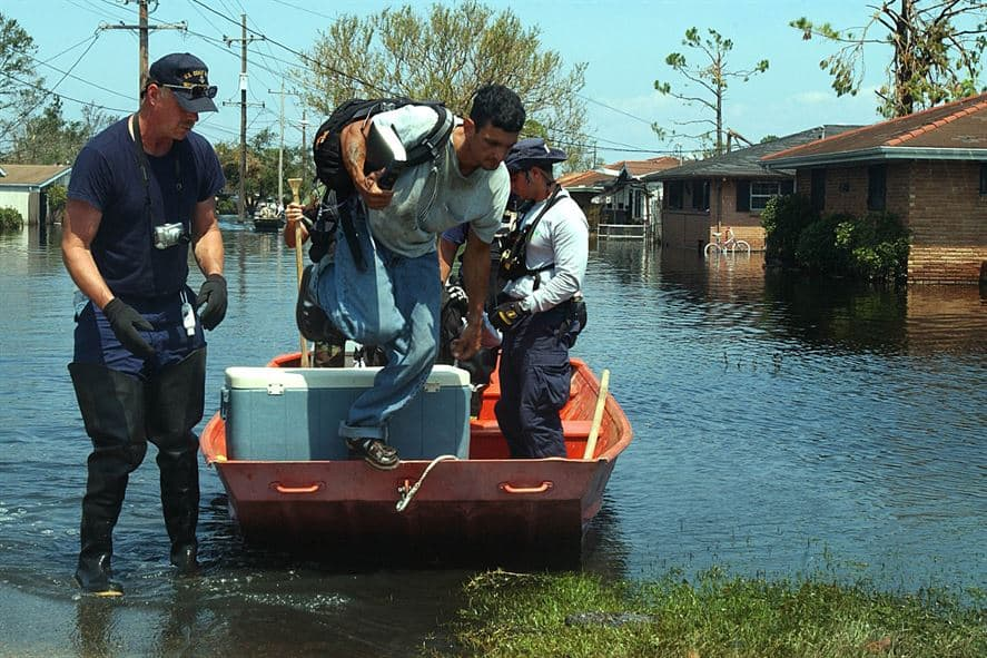 PDC supports Hurricane Katrina response and relief