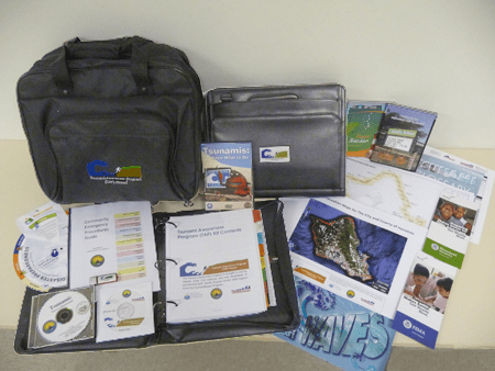 PDC develops Tsunami Awareness Kit for Pacific Island Nations