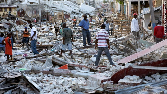 PDC supports response to catastrophic quake in Haiti