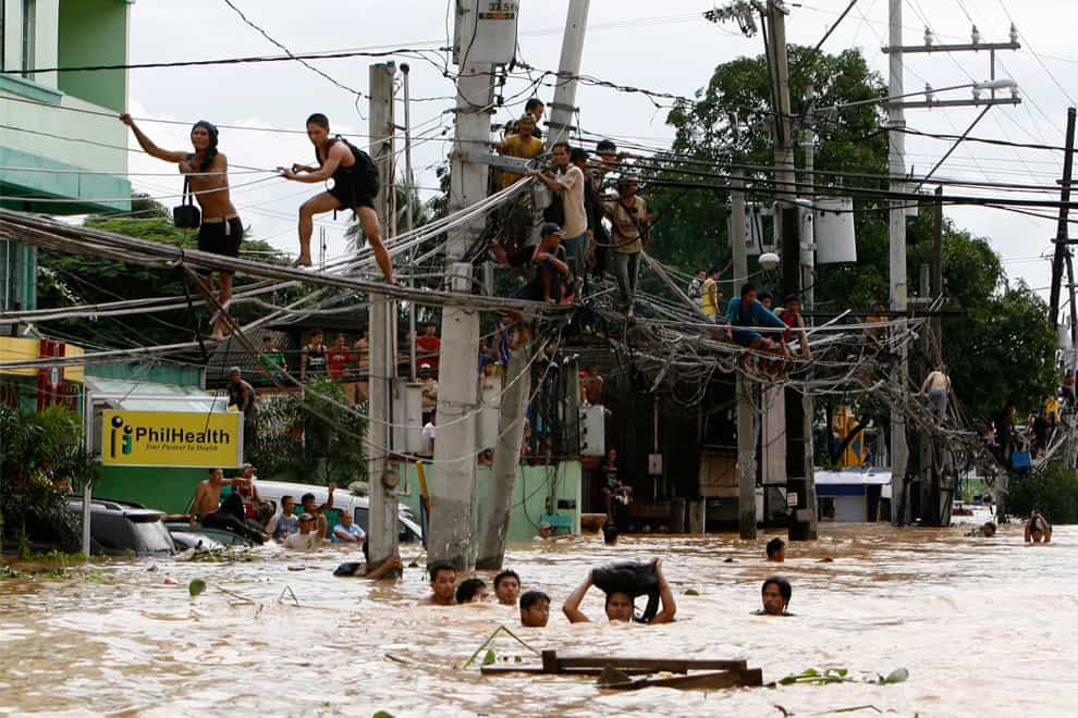 PDC assists with global catastrophes