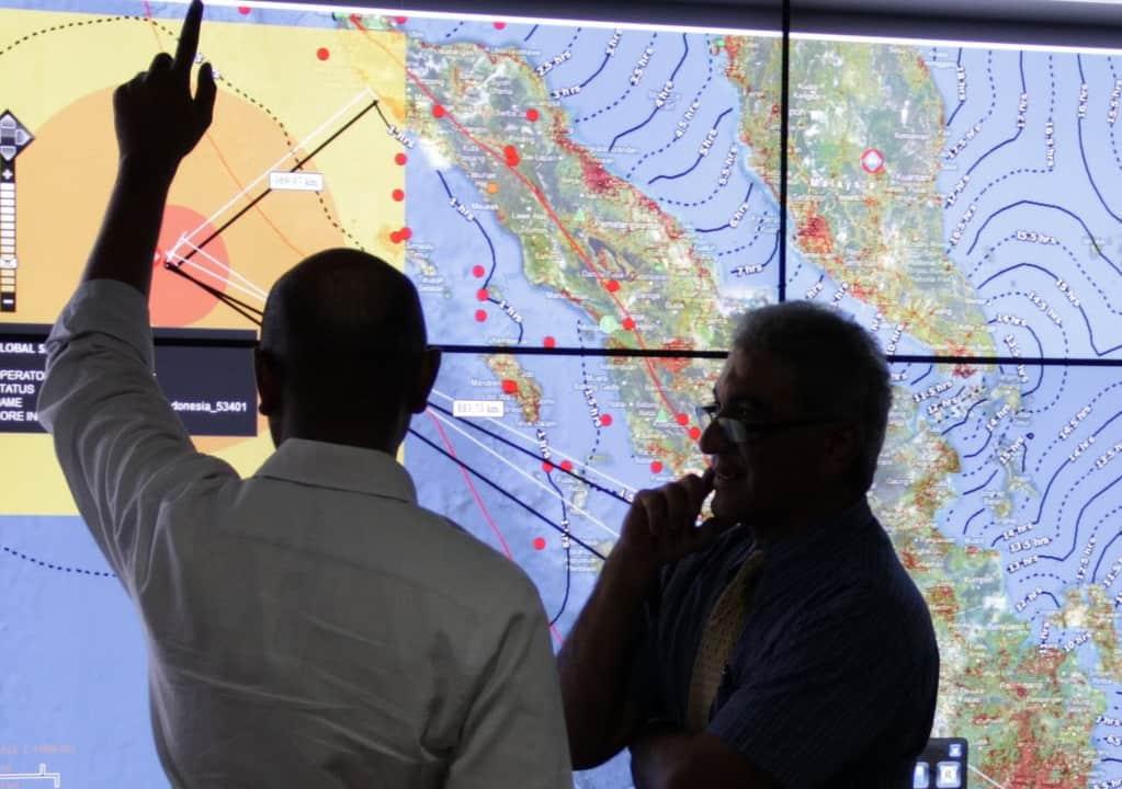 Supporting humanitarian response to major hazards worldwide