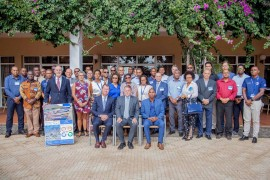 2019 Cabo Verde NDPBA kick off participants