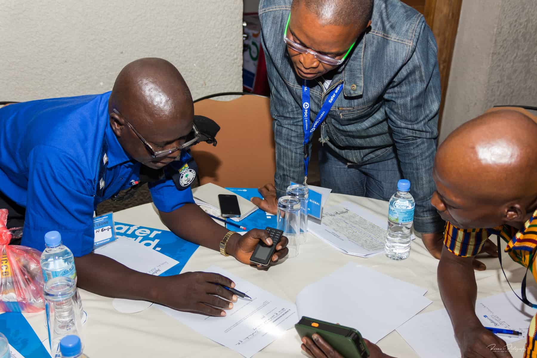Disaster preparedness initiative advances in Sierra Leone with tabletop flood exercise and risk assessment