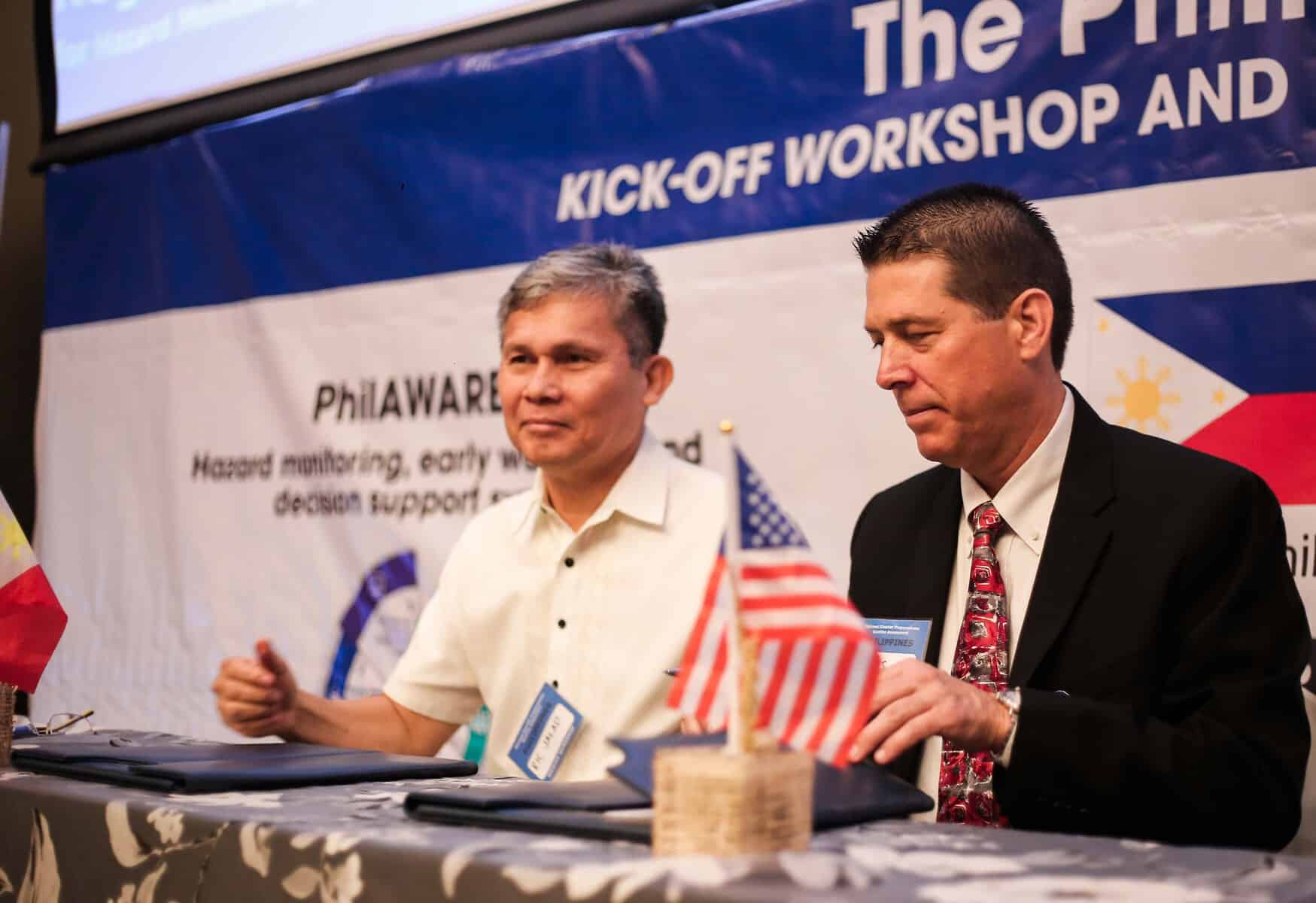Philippines and PDC collaborate on supercharged disaster risk reduction programs