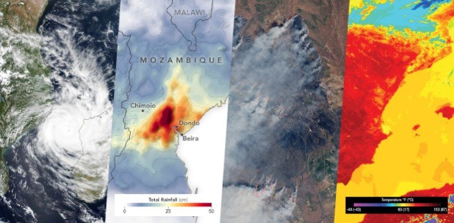 PDC and NASA provide training on use of Earth observing data for disaster management