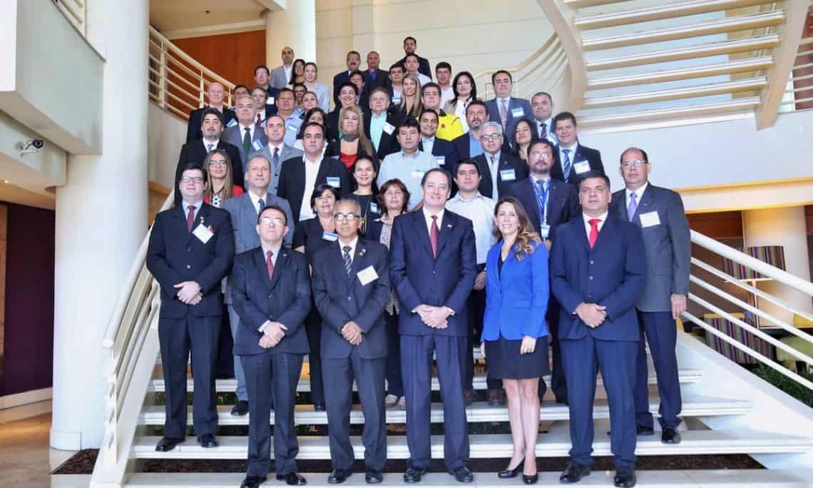 Embajador de los EE.UU. en Paraguay participó en apertura de taller para la Evaluación Nacional de la Línea de Base en Preparación para Desastres